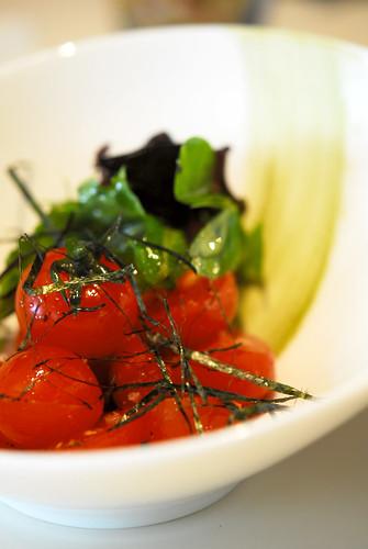 Tomato salad - DSC_2207