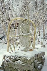 Snow Angel (junebug_1944) Tags: icestorm eurekaspringsar january2009