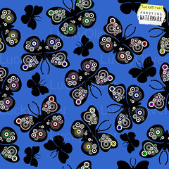 Seamless Wallpaper Tile Butterfly Design (theartdream) Tags: desktop wallpaper abstract detail art nature up silhouette illustration butterfly circle insect tile flow design fly artwork pattern graphic decorative background flight decoration wing moth creative relaxing peaceful curvy spot dot ornament monarch backdrop species swirl spotted curve ornamental decorate flap vector antenna seamless continue soar repeat flutter tiled continuous