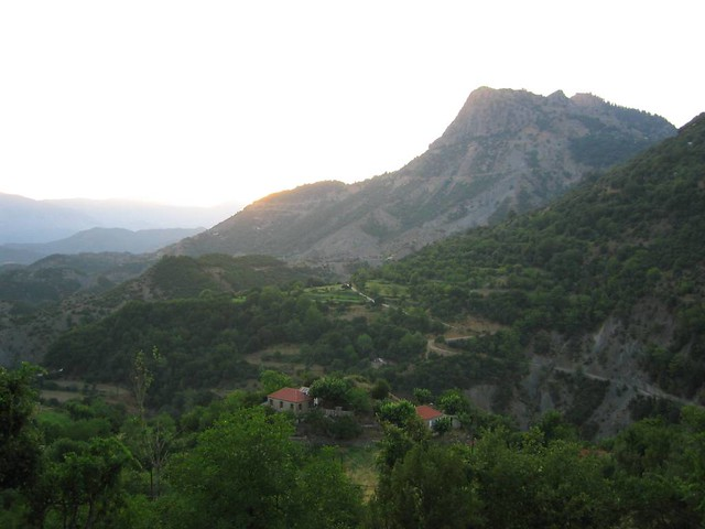 Στερεά Ελλάδα - Ευρυτανία - Καρπενήσι Κάτω Ράπτόπουλο