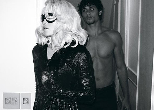 Hot Madonna for W Magazine by Steven Klein by TREND LAND.