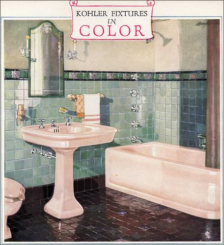 KOHLER: Plan: Bathroom: Articles