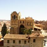 Avila: Iglesia de San Vicente