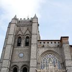 Avila: Torre de la Catedral