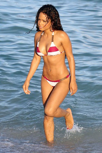 Christina Milian bikini picture