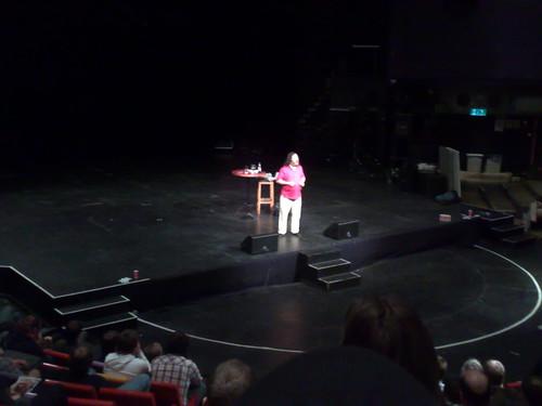 Attending Stallman