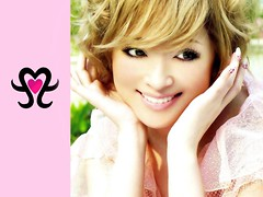Ayumi Hamasaki (Ryo Eierlikr) Tags: wallpaper music woman hot cute girl japan female asian japanese nice asia sweet singer horny musik frau avex snger sngerin weib asiatisch
