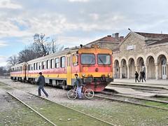 Next train to Pristina, Peje, Kosovo, March 7, 2009 (Ivan S. Abrams) Tags: nikon bosnia serbia croatia trains macedonia slovenia prizren kosova kosovo balkans nikkor albania railways nikondigital yugoslavia nato railcars adriatic montenegro peja pristina smrgsbord decan kfor peje pec passengertrains ferizaj kosove gjilane 5photosaday railfans unmik rugova djakova blakans gjakove nikkor24120mm d700 nikonprofessional onlythebestare ivansabrams trainplanepro nikond700 nikon24120mmf3556gvr ivanabrams eulex railbuffs nikkor24120mmlens bosniaandherzogovnia metrovica copyrightivansafyanabrams2009allrightsreservedunauthorizeduseprohibitedbylawpropertyofivansafyanabrams unauthorizeduseconstitutestheft thisphotographwasmadebyivansafyanabramswhoretainsallrightstheretoc2009ivansafyanabrams nikkor24120mmf35mmf3556gvr abramsandmcdanielinternationallawandeconomicdiplomacy ivansabramsarizonaattorney ivansabramsbauniversityofpittsburghjduniversityofpittsburghllmuniversityofarizonainternationallawyer