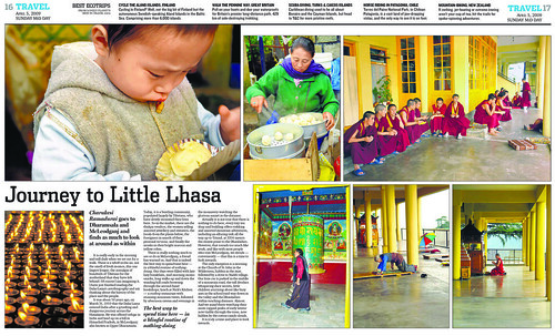 Journey to little Lhasa