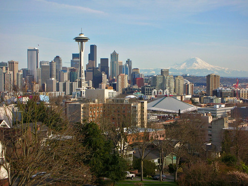 7 - Seattle Kerry Park