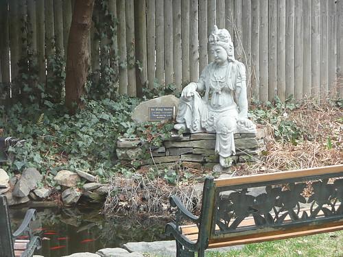 Su Bong Sunim Memorial Garden