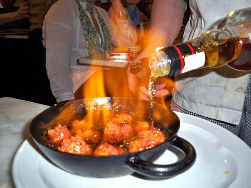 rum-chorizo
