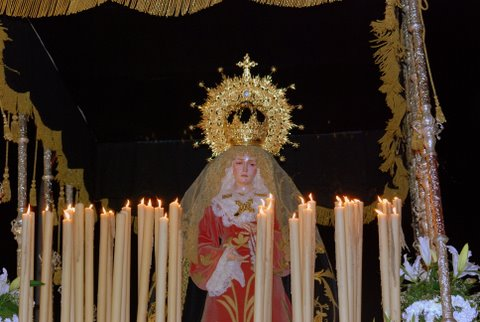 Miercoles Santo 2009 Melilla 087
