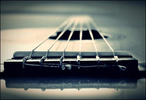 Ajusta las clavijas... y yo te cantaré.
