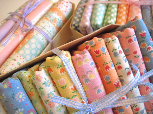 Lecien fabric love from Nireko