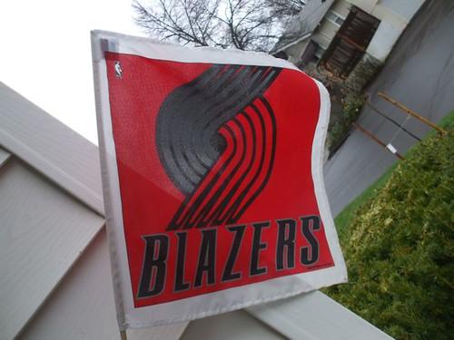 go Blazers!