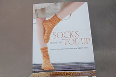 Socks From the Toe Up cover