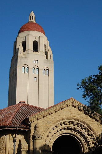 Stanford Campus Walk