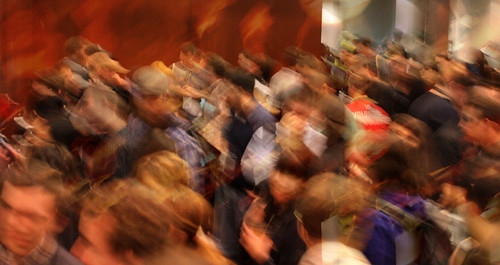 Mingle at FITC by Dan Zen, on Flickr
