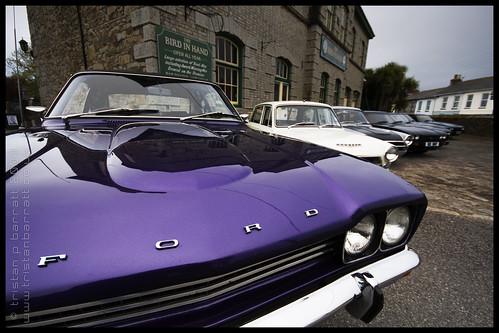 Ford Purple Velvet Paint Code