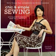 Chick and Simple Sewing by Christine Haynes
