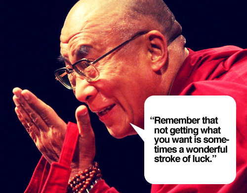 For Blog: Dalai Lama Quote
