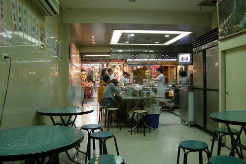 [點心] 北港甜湯、燒麻糬、米糕粥 (3)