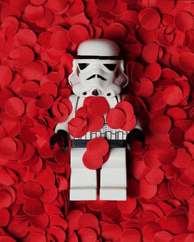 Lego StormTrooper at American Beuaty