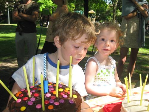 Gord Simpson's Birthday