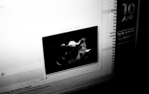 écran d'ordinateur par faustineclavert