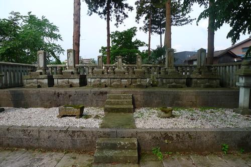 小笠原家廟所