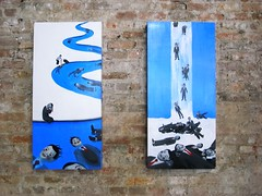 mine (H.H.Huang) Tags: nyc art arte lowereastside delanceystreet artexhibition nuevayork anewcurrency anewcurrencyart