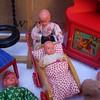 The Baby... (*blythe-berlin*) Tags: baby dolls sweden stroller schweden attic 70s dollhouse caco dachboden puppenwagen puppenhaus lundby biegepüppchen