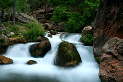 Tapeats Spring, Grand Canyon N.P. (thauck2) Tags: spring grand canyon waterfalls tapeats