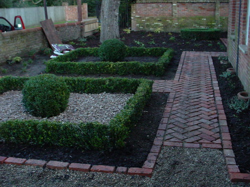 Landscaping Prestbury - Formal Garden  Image 19