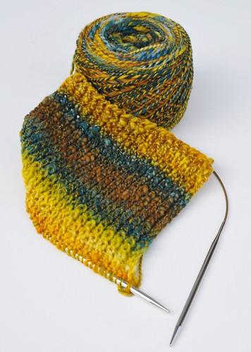 2handspun scarf