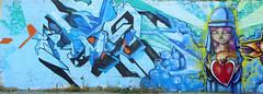 render + neon (Walter Molli) Tags: art graffiti 3d team all cta crash crew napoli plus them deam tk caserta monstarz deamplus
