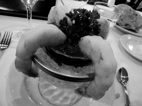 Morton's - Shrimp Cocktail