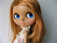 Tanya, my Sunshine Holiday Blythe