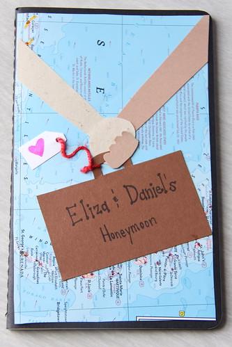 honeymoon journal