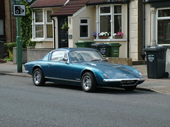Lotus Elan +2 (kenjonbro) Tags: uk blue kent lotus 1970 lotuselan elan2 worldcars