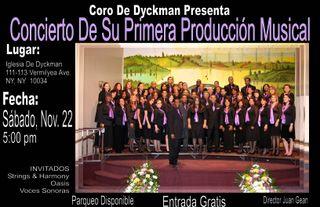 coro de dyckman