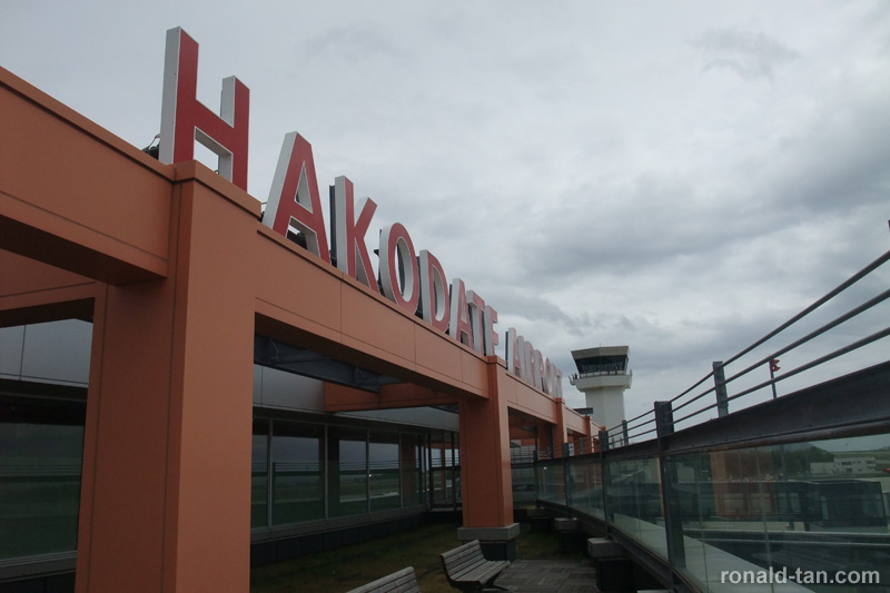 A Day in Hakodate & Tokyo