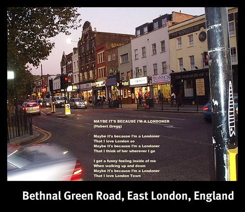 Bethnal Green Road