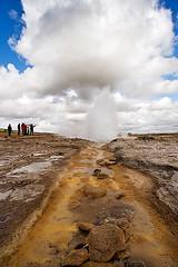 Strokkur (Matti .) Tags: iceland nikon geyser strokkur 2035mmf28d d700