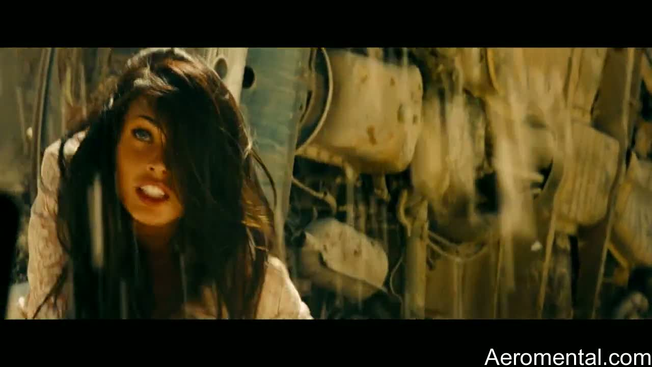Transformers 2 Megan Fox Mikaela