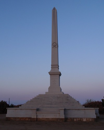 Fancher Monument