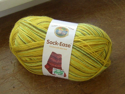 finally! sock-ease!