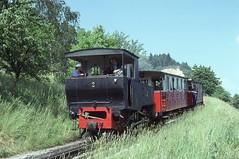 Trains Jenbach Achensée (Autriche)