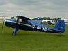 G-AFYD (QSY on-route) Tags: kemble gafyd egbp gvfwe greatvintageflyingweekend 09052010
